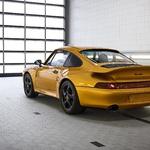 Porsche je izdelal še zadnjega Porscheja 911 993 Turbo (foto: Porsche)