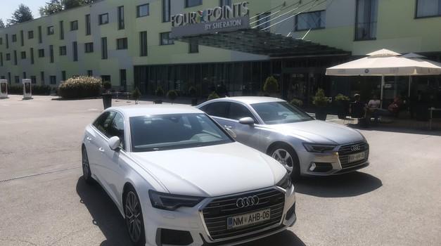 Novo v Sloveniji: Audi A6 (foto: Tomaž Porekar)