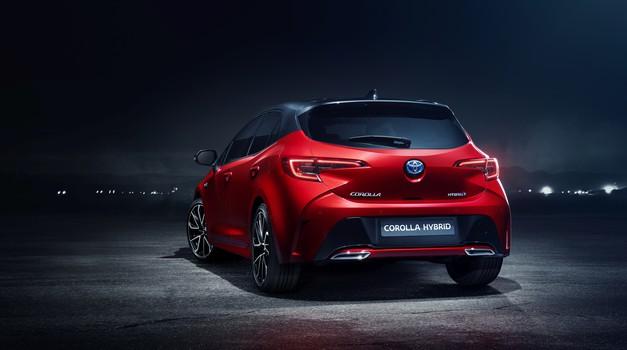 Toyota Auris se poslavlja, vrača pa se Corolla (foto: Toyota)