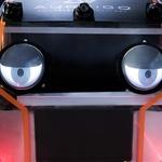 Jaguar Land Roverjev avtonomni avtomobil je dobil prijazne virtualne oči (foto: JLR)