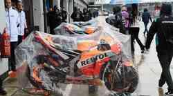 MotoGP, VN Velike Britanije: O dirki, ki je ni bilo