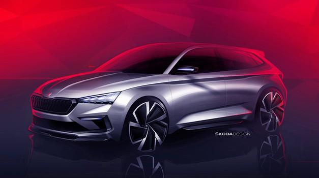 Video: Je Škoda Vision RS napoved novega Rapida Spaceback? (foto: Škoda)