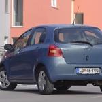 Rabljeni avtomobili: Toyota Yaris II (2005–2011) je pojem zanesljivosti (foto: Aleš Pavletič)