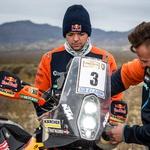 Desafio Ruta 40: Paulo Gonçalves (Honda) za šest sekund premagal Tobyja Pricea (KTM) (foto: Rally Zone/KTM Images)