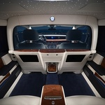 Rolls-Royce predstavlja 'zasebni apartma' v podaljšanem Phantomu (foto: Rolls-Royce)
