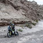 Desafio Ruta 40: Paulo Gonçalves (Honda) za šest sekund premagal Tobyja Pricea (KTM) (foto: RallyZone)