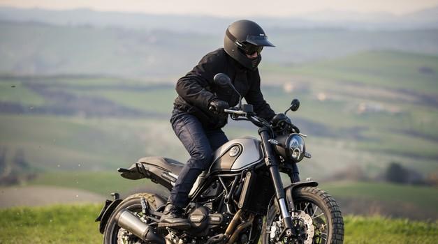 Benelli Leoncino Trail kar preveč podoben Ducatiju Scramblerju? (foto: Benelli)