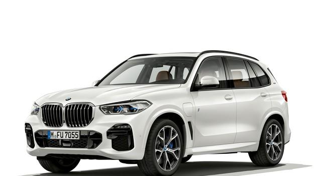 Novemu BMW-ju X5 se pridružuje priključnohibridna različica (foto: BMW)