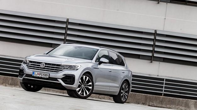 Test: Volkswagen Touareg R-LIne V6 3.0 TDI (foto: Saša Kapetanovič)