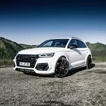 Audi SQ5 je dobil steroide (foto: ABT)