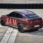 BMW X3M in X4M prinašata živahnih 850 'konjev' (foto: BMW)