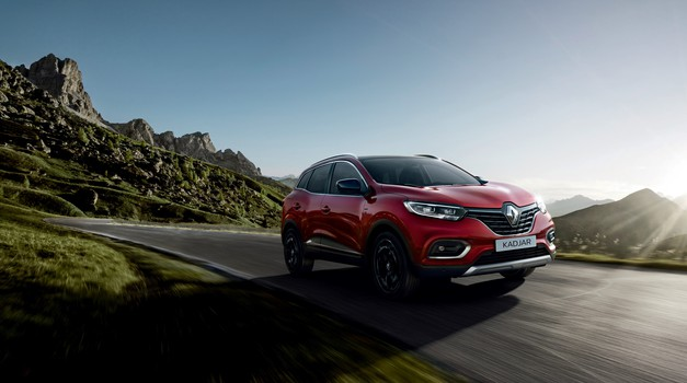 Tri leta po začetku proizvodnje Renault Kadjar dobiva novo podobo (foto: Renault)