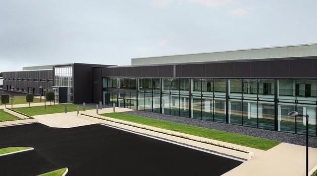 St. Athan novi dom električnih Aston Martinov in Lagonde (foto: Aston Martin)