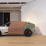 Jaguar I-Pace odhaja v škotski muzej oblikovanja (foto: Jaguar Land Rover)