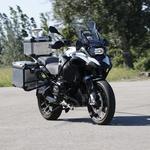 Video: BMW R 1200 GS lahko po potrebi vozi tudi samostojno (foto: BMW)