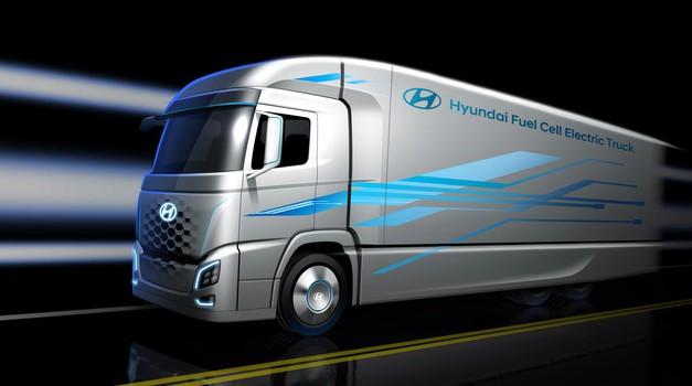 Hyundai se približuje lansiranju tovornjaka s pogonom na gorivne celice (foto: Hyundai)