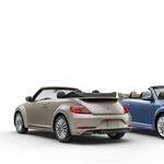 Dve posebni izdaji Volkswagnovega Beetla za konec proizvodnje (foto: Volkswagen)