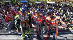 MotoGP, VN San Marina: Ducati blesti, Yamahi nagaja agregat ali elektronika?