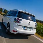 Kratki test: Citroën Grand C4 Space Tourer Shine 2,0 BlueHDi 160 EAT8 (foto: Saša Kapetanovič)