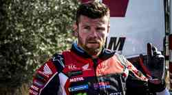 Mathias Bellino je po padcu na reliju v Argentini ostal paraplegik
