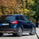 Kratki test: Suzuki SX4 S-Cross 1.4 Boosterjet 4WD Elegance (foto: Uroš Modlic)