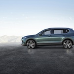 Seat Tarraco je nov največji španski SUV in napoved nove dobe Seatovega oblikovanja (foto: Sebastjan Plevnjak, Seat)