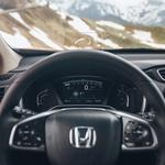 Novo v Sloveniji: Honda CR-V zdaj le z bencinskim motorjem - za slovenski trg količine zelo omejene (foto: Honda)