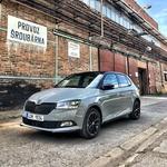 Škoda Fabia je doživela modernizacijo (foto: Sebastjan Plevnjak)