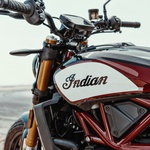 Indian se ne šali: FTR 1200 S je ulični 'flat tracker' (video) (foto: Indian)