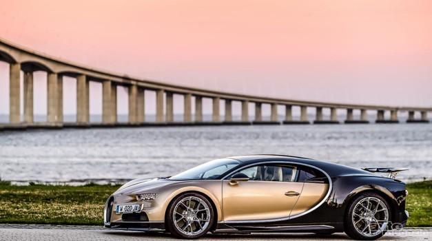 Bo Bugatti avtomobilsko paleto okrepil s športnim terencem? (foto: Bugatti)