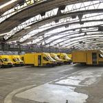 Ford je začel izdelovati električni dostavnik za nemške poštarje (foto: Ford)