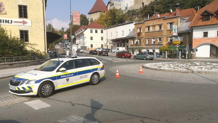 Kaotični promet v Kranju ali ko smo že mislili, da hujše ne more biti ...