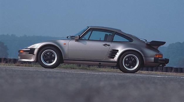 Porsche 911 930 z motorjem formule 1 bo postal resničnost (foto: Porsche)