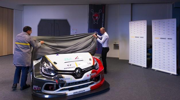 Renault Clio E1 novi kandidat za najvišje uvrstitve na gorsko-hitrostnih dirkah (foto: Matej Grudnik)