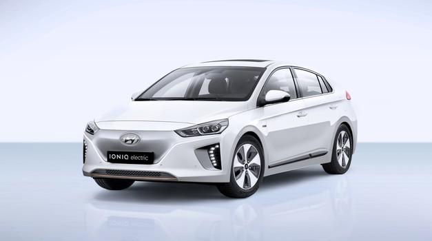 Rešitev za električnega Hyundaia Ioniqa sledi že čez dobro leto (foto: Hyundai)