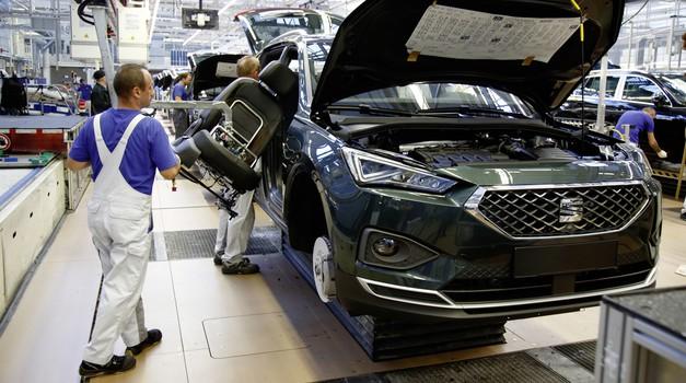 V Wolfsburgu se je začela proizvodnja Seata Tarraca (foto: Seat)