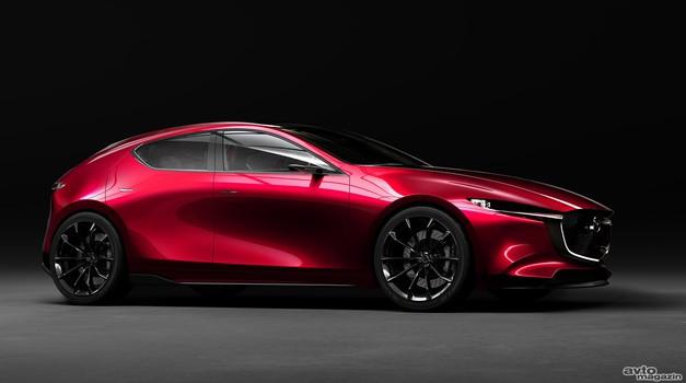 Video: Mazda napoveduje revolucionarno novo generacijo Mazde3 (foto: Arhiv AM)