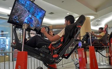 Virtualno dirkanje je postala uradna dirkaška kategorija
