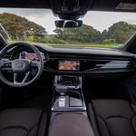 Novi mejnik: Audi Q8 50 TDI Quattro (foto: Saša Kapetanovič)