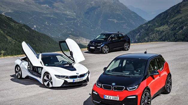 BMW-jevi električni avtomobili bodo oblikovani bolj konvencionalno (foto: BMW)