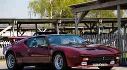 Zgodovina: De Tomaso - italijanska avtomobilska znamka argentinskega porekla