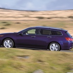 Več sloga, manj praktičnosti: Honda Accord VIII (2008–2015) (foto: Honda)