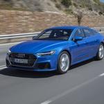 Audi A7 (foto: Proizvajalci)