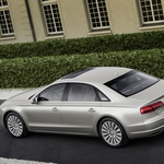 Audi A8 (foto: Proizvajalci)