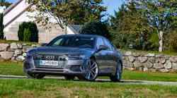Test: Audi A6 50 TDI Quattro Sport