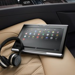 Bentley je predstavil hitri avtomobilski Wi-Fi (foto: Bentley)