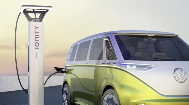 Volkswagen pripravlja E-volucijo (foto: VW)