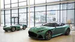 24 Aston Martinov DBS 59 za 24 ur Le Mansa