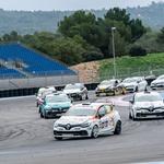 Boštjan Avbelj z dvojno zmago zaključuje letošnjo sezono Clio Cup (foto: Renault)