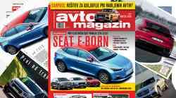 Izšel je novi Avto magazin! Testi: Audi Q8, Citroen Berlingo, Mazda6, Ford Ecosport